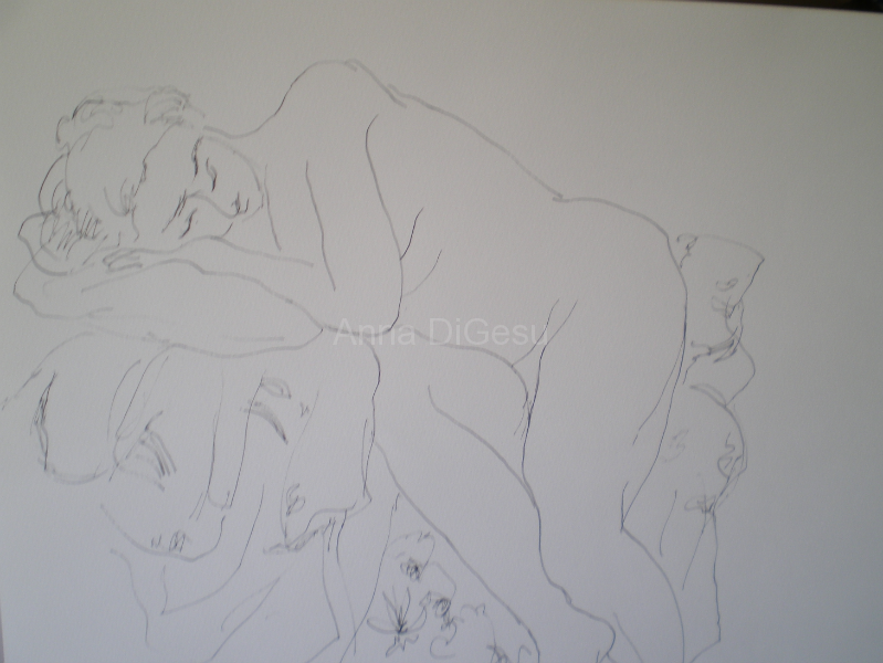 nude-woman-resting-drawing