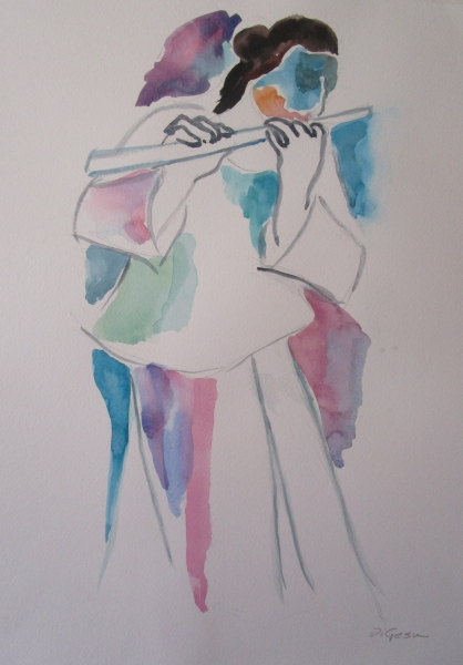 flute player 3