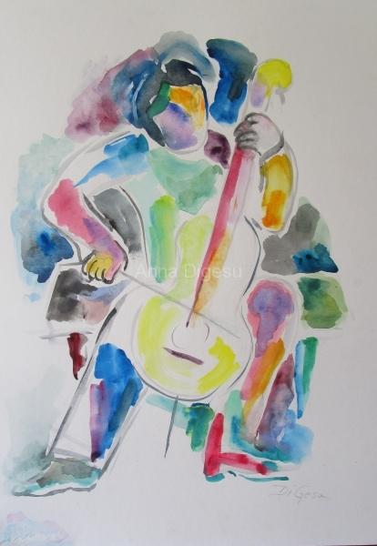 The Golden Cello