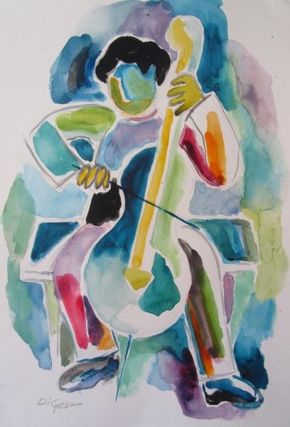 cello player 2