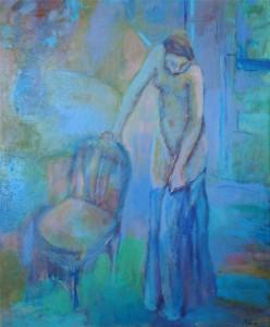 Oil fine art